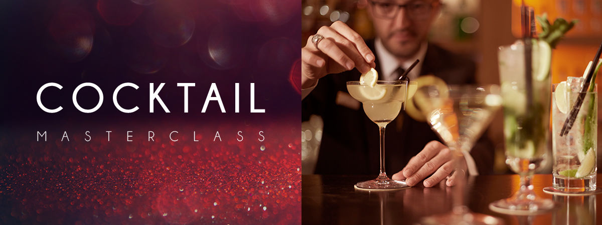 Cocktail Master Class at Alea Nottingham