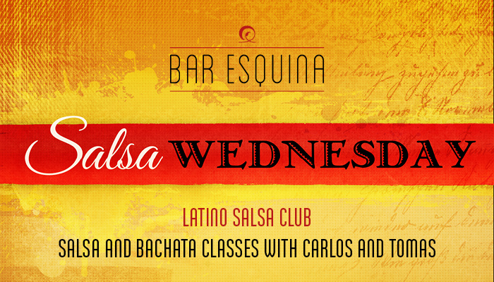 SALSA WEDNESDAYS