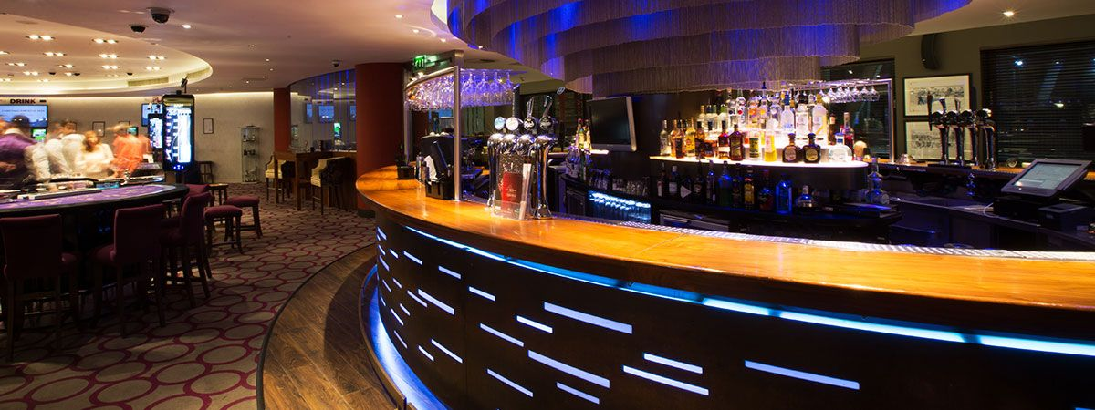 Casino Floor Alea Nottingham