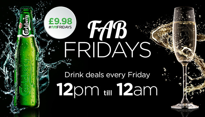 FAB Fridays Nottingham