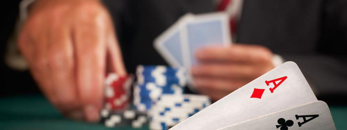 Poker Tournament play at the Alea Nottingham